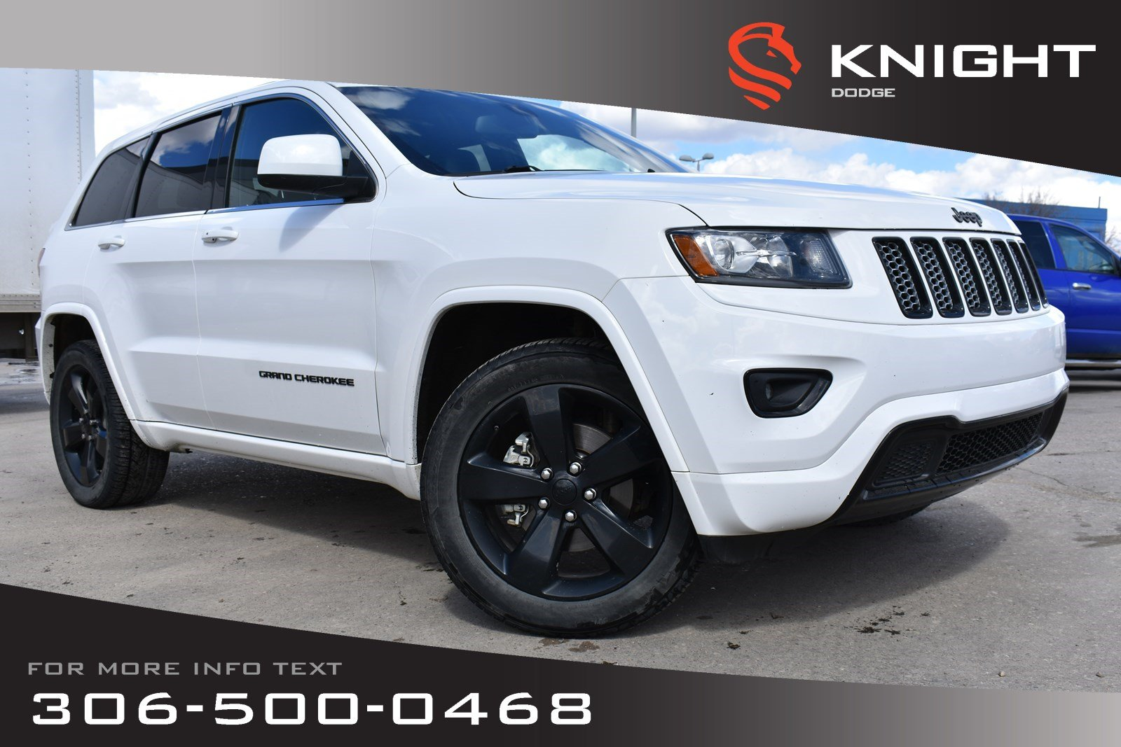 Pre-Owned 2015 Jeep Grand Cherokee Laredo | Remote Start | Sunroof | Power Driver Seat