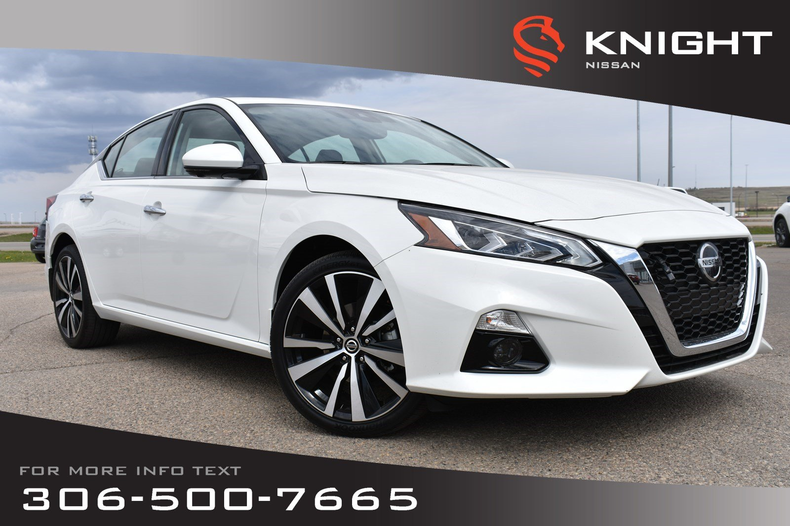 New 2019 Nissan Altima 2.5 Platinum Leather | Remote Start | Bose System | Navigation | Around View Monitor |