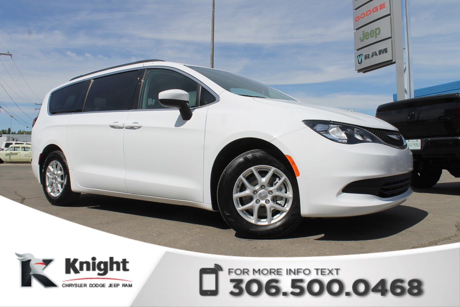 Used 2017 Chrysler Pacifica Lx Advertised Special Mini Van