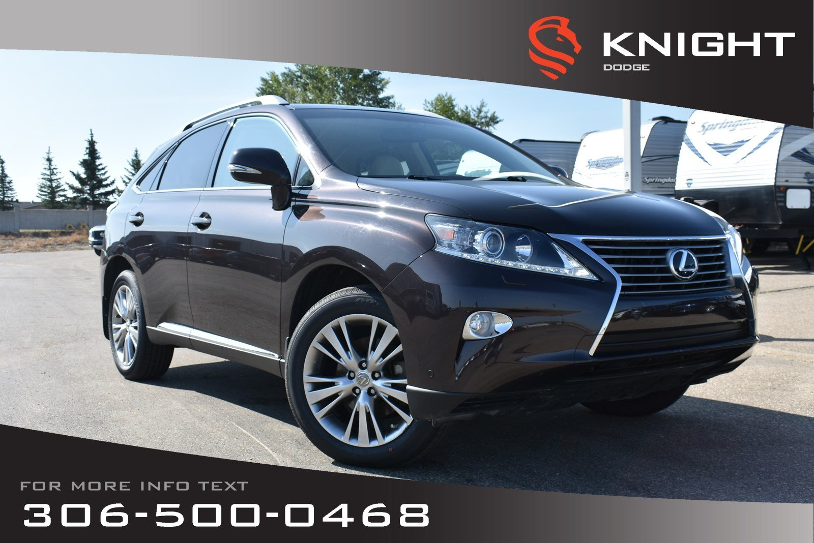 Pre-Owned 2014 Lexus RX 350 | Leather | Heated & Cooled Seats | Navigation |