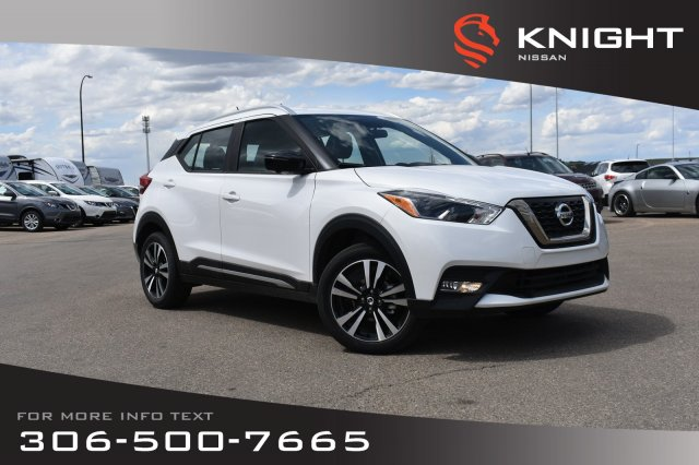 New 2019 Nissan Kicks SR | Leather | Remote Start | Heated Seats | Bose System | Around View Monitor