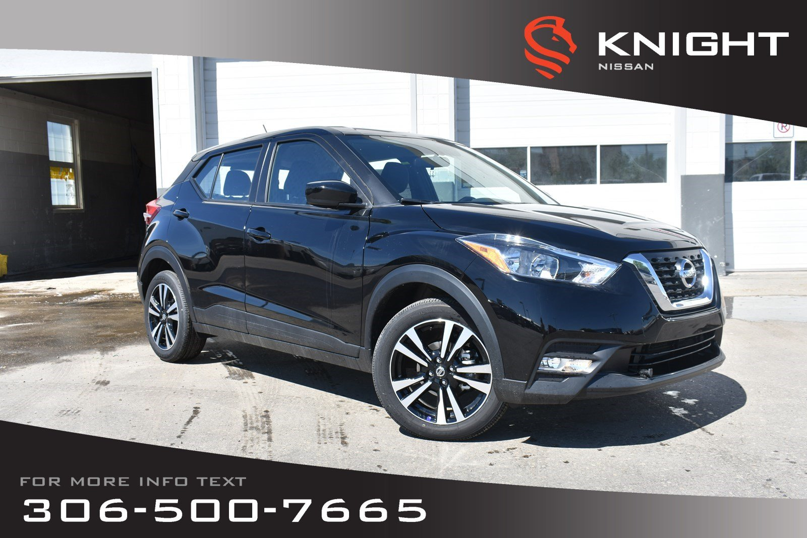 New 2019 Nissan Kicks SV Heated Seats | Back Up Camera | Bluetooth
