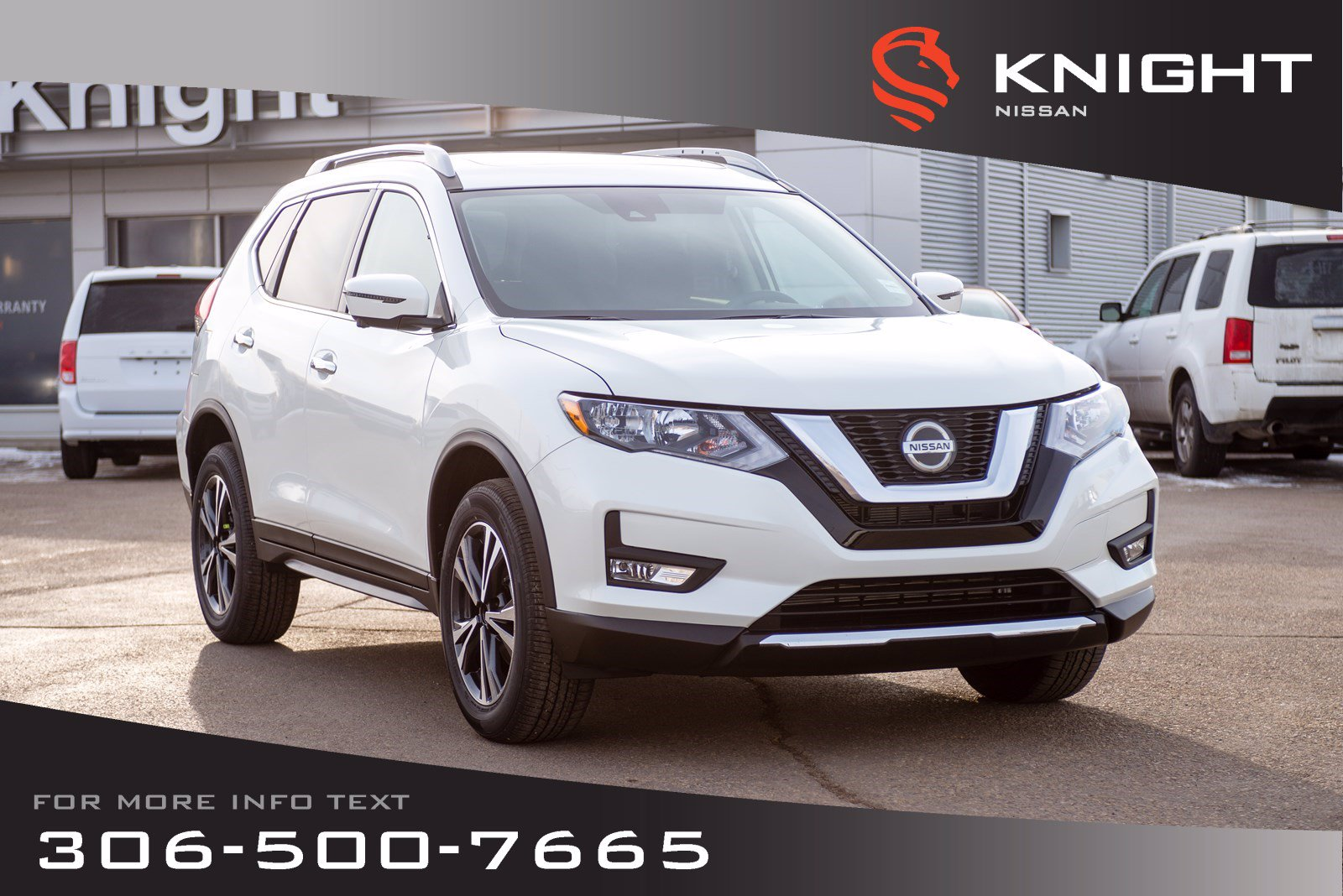 New 2020 Nissan Rogue SV | Technology Package | Remote Start | Heated Seats & Steering Wheel | Navigation |