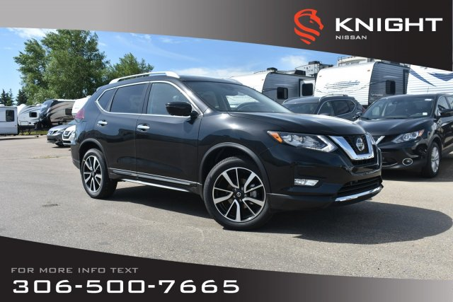 Nissan Rogue Remote Start >> New 2019 Nissan Rogue Sl Platinum Reserve Tan Leather Navigation Heated Seats Steering Wheel Remote Start Bose Sport Utility