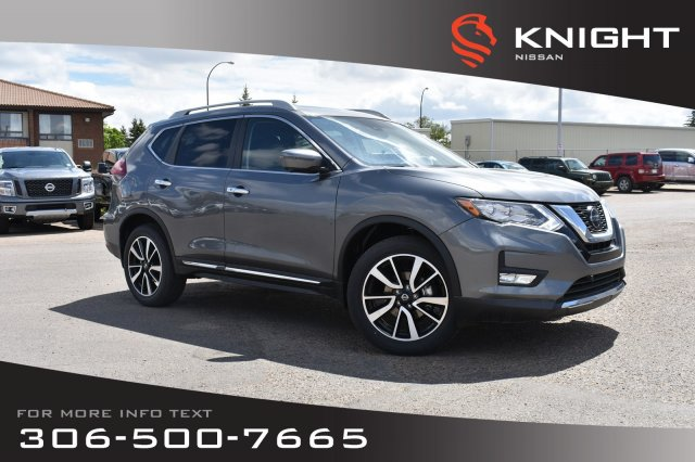 Nissan Rogue Remote Start >> New 2019 Nissan Rogue Sl Platinum Leather Navigation Remote Start Heated Seats Steering Wheel Bose Sport Utility
