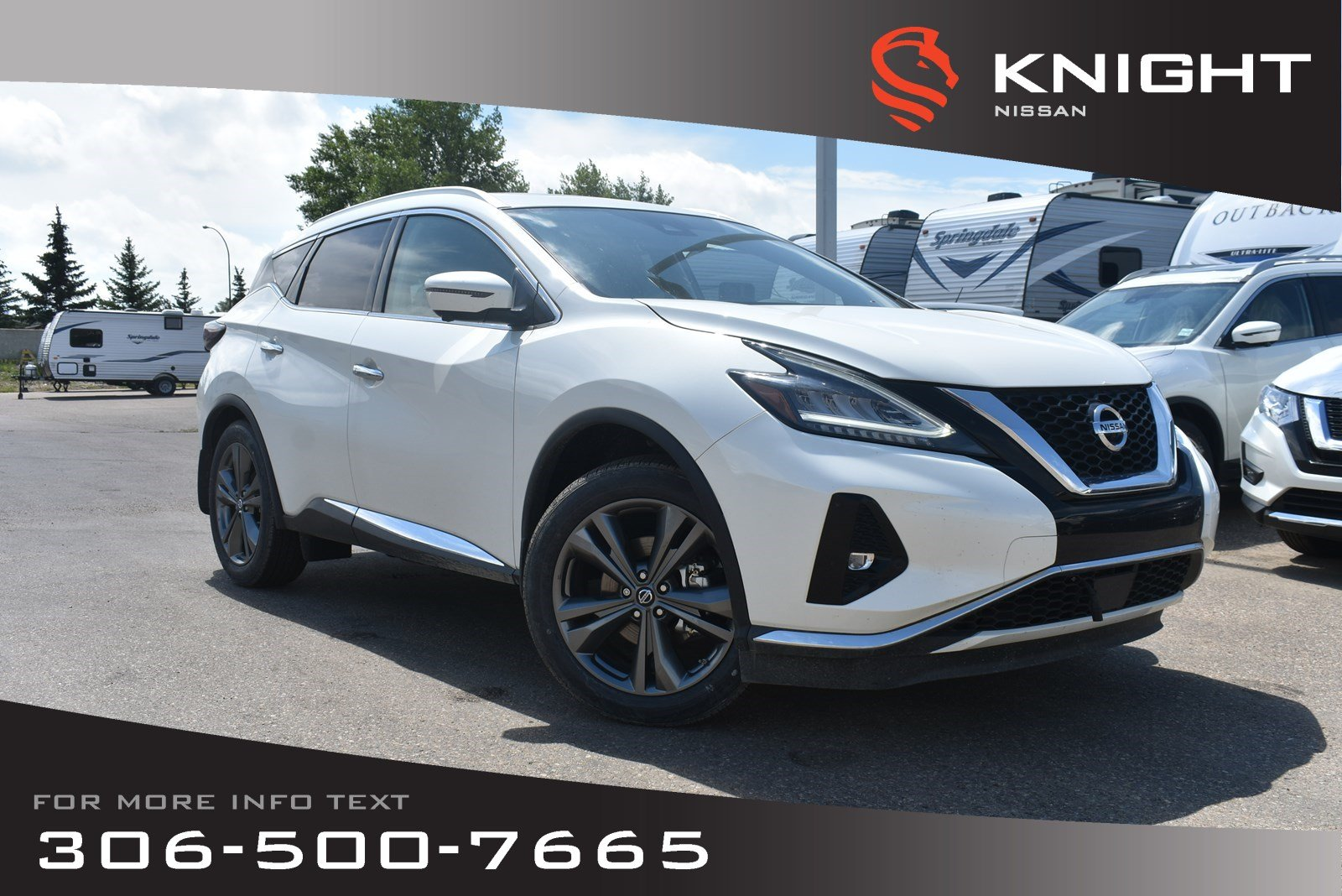 New 2019 Nissan Murano Platinum | Leather | Heated & Cooled Seats | Navigation | Remote Start | Bose System |