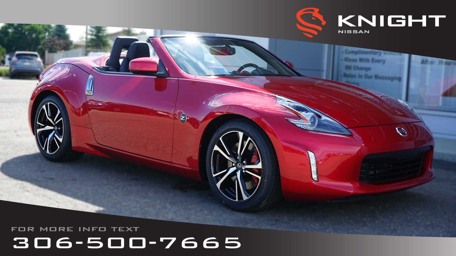 Nissan 370Z Convertible >> New 2019 Nissan 370z Roadster Touring Sport Leather Heated Cooled Seats Navigation Convertible