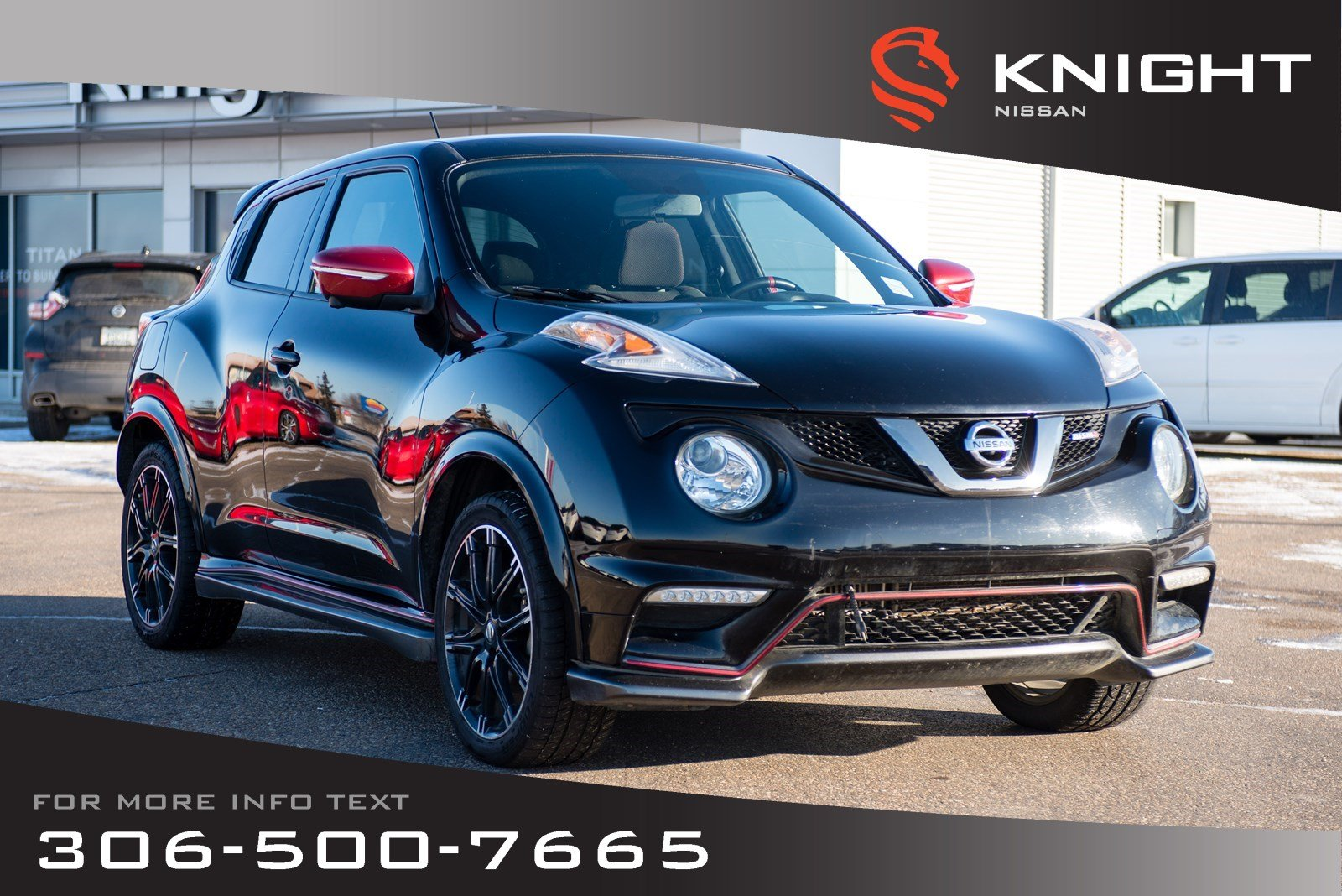 Pre-Owned 2015 Nissan JUKE NISMO | Navigation | Low KMs | Bluetooth |