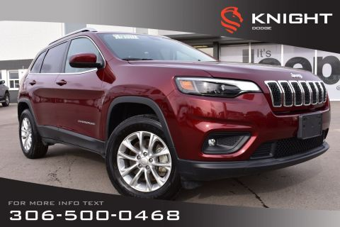 Pre-Owned 2019 Jeep Cherokee North | Accident Free | Power Driver Seat |