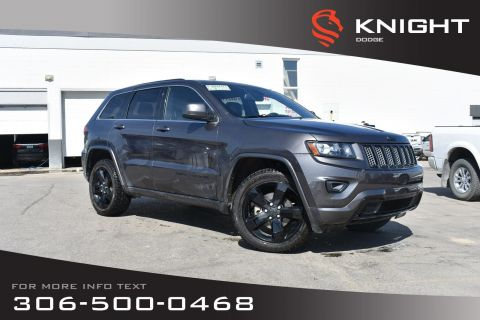 Pre-Owned 2015 Jeep Grand Cherokee Laredo | Sunroof | Remote Start | Power Driver Seat