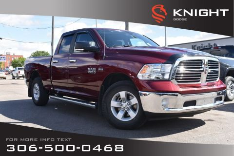 Pre-Owned 2017 Ram 1500 SLT | Bluetooth | Remote Start |