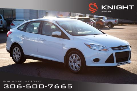 Pre-Owned 2013 Ford Focus SE | Bluetooth | Remote Start | Low KMs