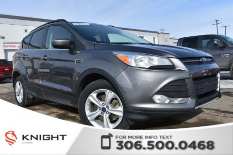 Pre-Owned 2013 Ford Escape SE | Navigation | Remote Start | Heated Seats