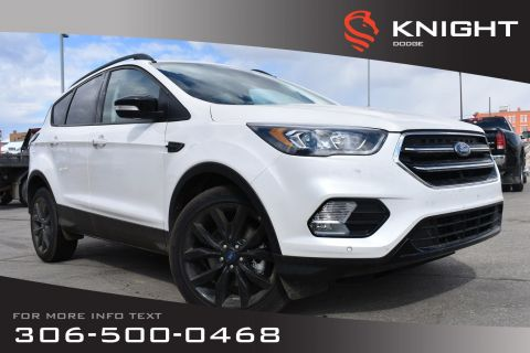 Pre-Owned 2018 Ford Escape Titanium | Sunroof | Power Liftgate | Navigation |