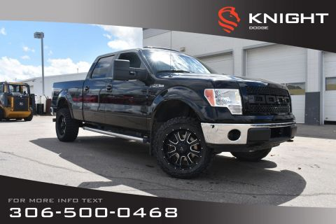 Pre-Owned 2011 Ford F-150 F150 | Heated/Cooled Leather Seats | Remote Start | Sunroof |