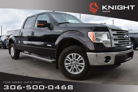 Pre-Owned 2013 Ford F-150 Lariat - Kodiak Brown - Power Driver Seat - Remote Start
