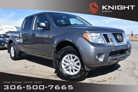 New 2019 Nissan Frontier SV | Crew Cab | Premium Package | Heated Seats | Back Up Camera |