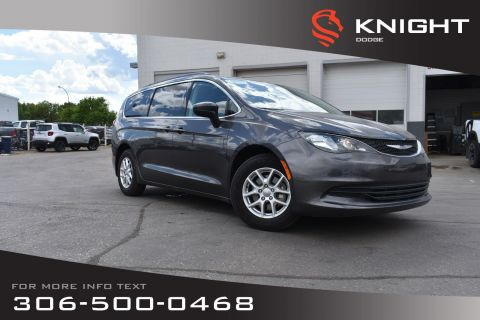 Pre-Owned 2017 Chrysler Pacifica LX | Remote Start | Keyless Go | Stow-N-Go Seats