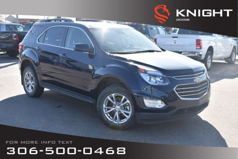 Pre-Owned 2017 Chevrolet Equinox LT | Remote Start | Bluetooth | Heated Seats |