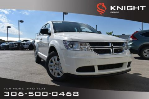 Pre-Owned 2017 Dodge Journey Canada Value Package