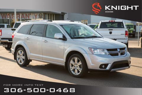 Pre-Owned 2011 Dodge Journey R/T | Leather | Heated Seats | Remote Start |