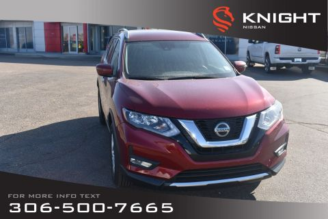 New 2020 Nissan Rogue SV | Remote Start | Heated Seats | Back Up Camera | Bluetooth |