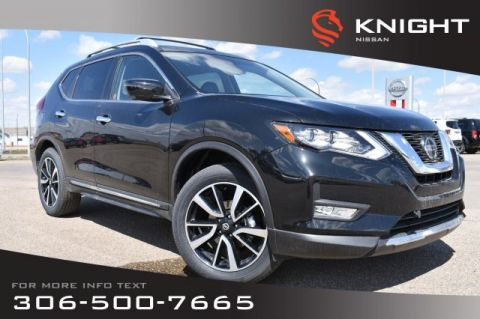 New 2019 Nissan Rogue SL Platinum | Leather | Navigation | Remote Start | Heated Seats & Steering Wheel | Bose |