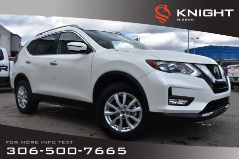 New 2019 Nissan Rogue SV | Remote Start | Heated Seats | Back Up Camera | Bluetooth |