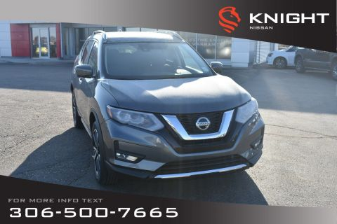 New 2020 Nissan Rogue SL Platinum | Leather | Navigation | Remote Start | Heated Seats & Steering Wheel | Bose |