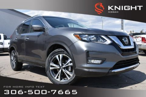 New 2019 Nissan Rogue SV Tech Package | Navigation | Heated Seats & Steering Wheel | Around View Monitor | Remote Start |
