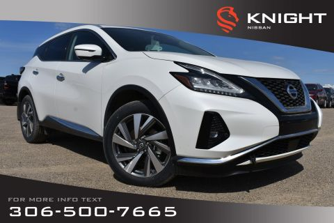 New 2019 Nissan Murano SL Leather | Navigation | Remote Start | Around View Monitor | Heated Seats & Steering Wheel |