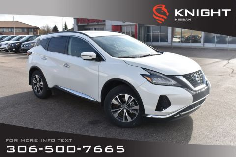 New 2019 Nissan Murano SV | Navigation | Heated Seats & Steering Wheel | Remote Start | Moonroof |