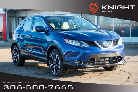 New 2019 Nissan Qashqai SL Platinum | Leather | Navigation | Remote Start | Heated Seats & Steering Wheel | Bose |