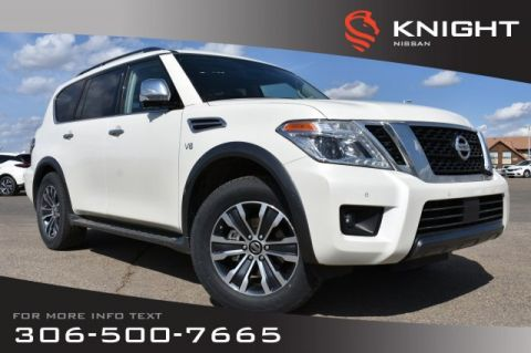 New 2019 Nissan Armada SL | Leather | Remote Start | Bose | Around View Monitor | Heated Seats & Steering Wheel |